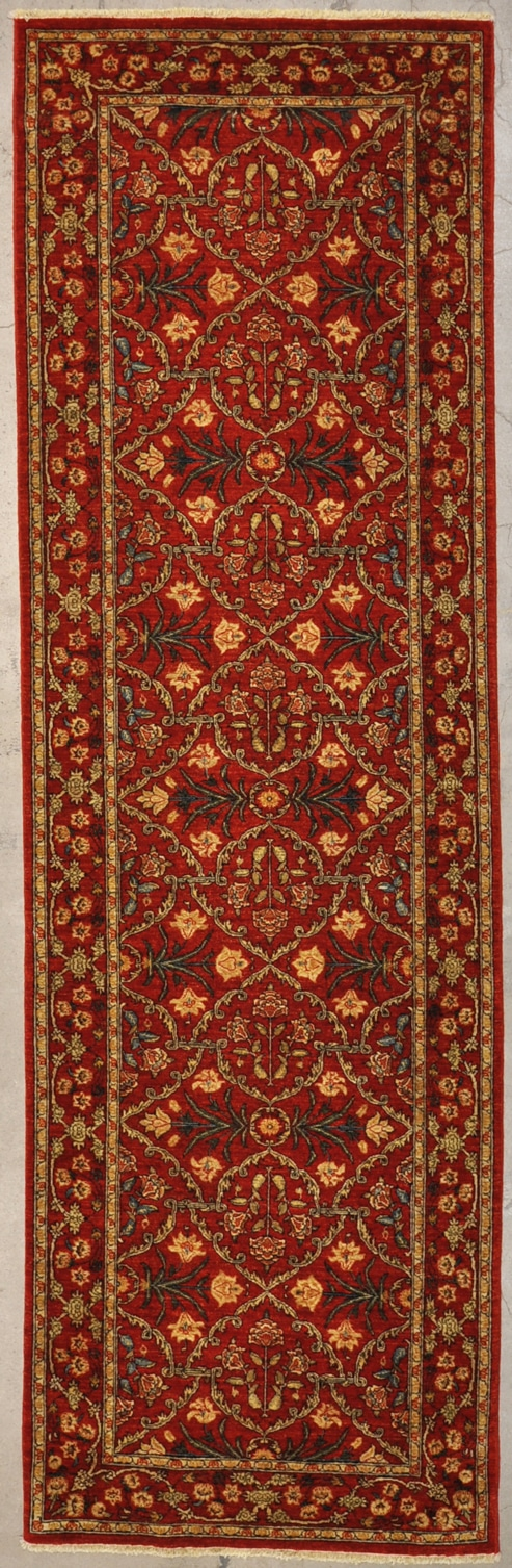 Fine Mughal Runner rugs and more oriental carpet 43871-