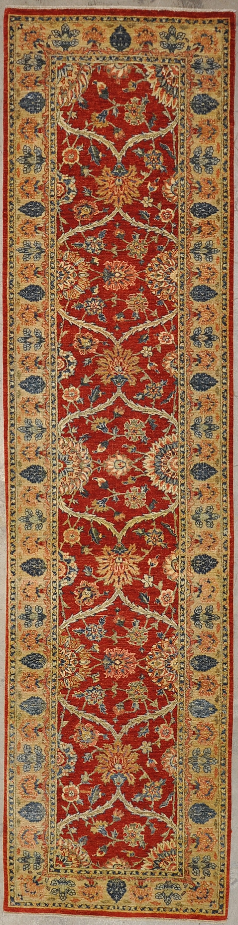 Fine Mughal Runner rugs and more oriental carpet 43986-