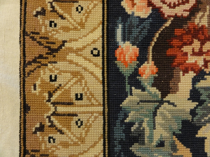 Chinese Needlepoint Tapestry