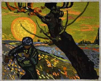Van Gogh Tapestry Rugs and More | Santa Barbara Design Center 27171 .