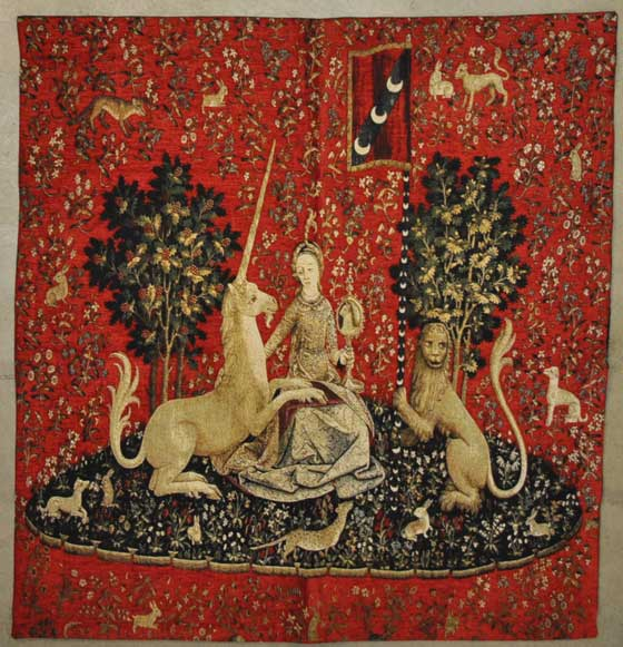 Medieval Wall Hanging | Rugs & More | Santa Barbara Design Center