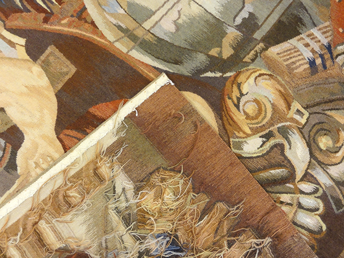 Armour Tapestry| Rugs and More | Santa Barbara Design Center