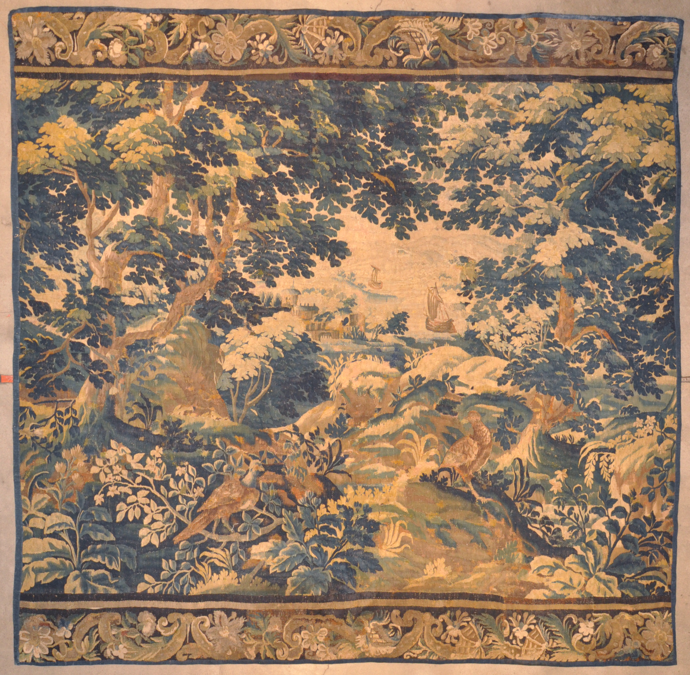 Brussel Tapestry Santa Barbara Design Center