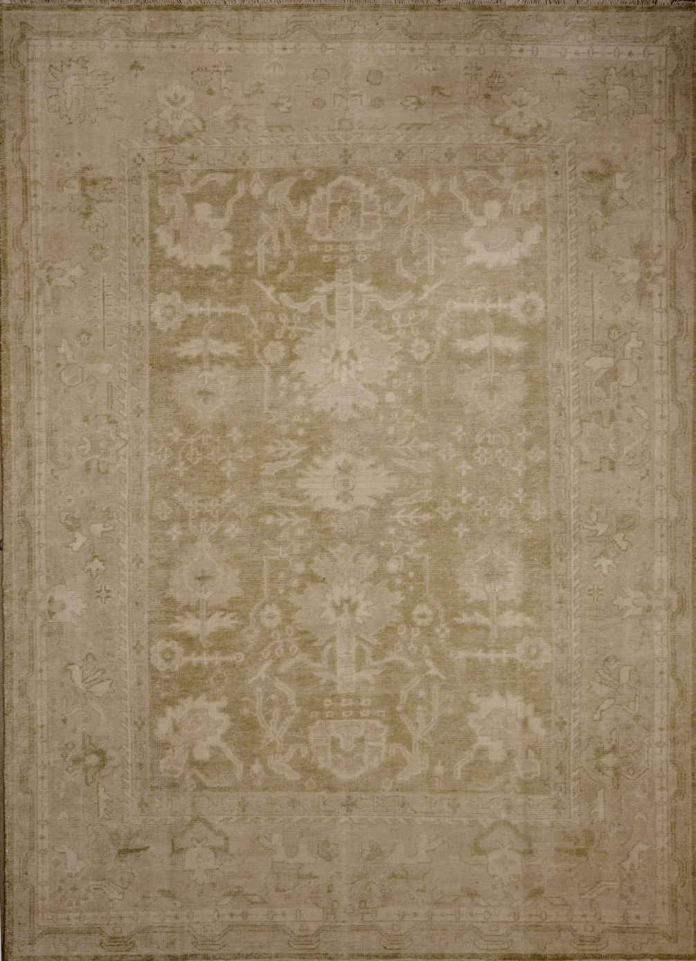 Finest Ziegler Oushak Montecito Rug Collection santa barbara design center