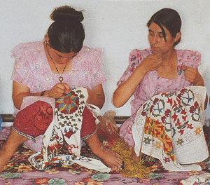 Suzani needle workers rugs and more