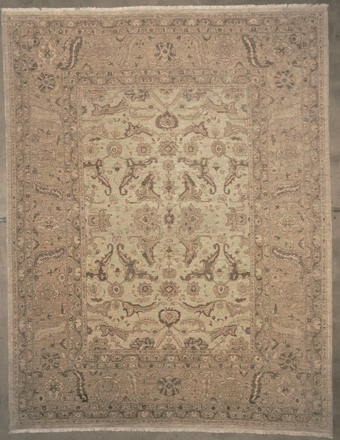 Unique Oushak Rug rugs and more oriental carpet 28114-