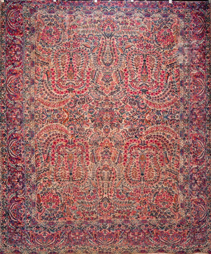 Antique Kerman Rug