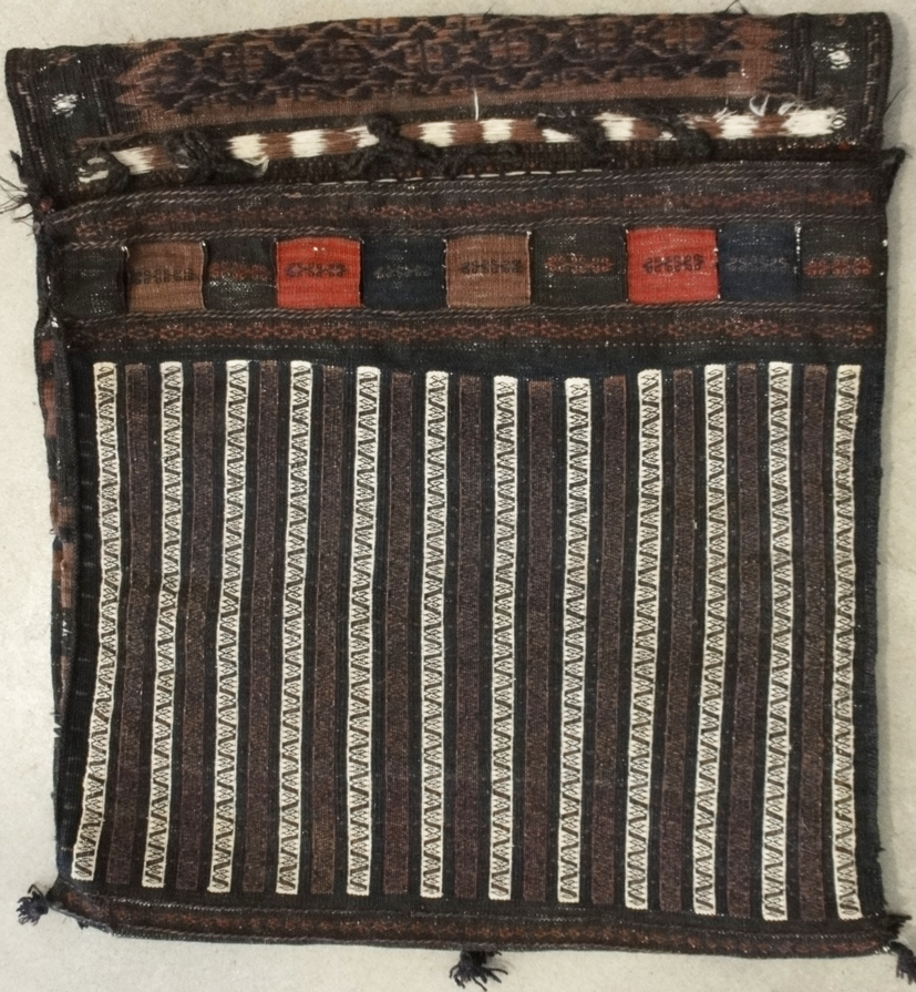 Baluchi SaddleBag rugs & more