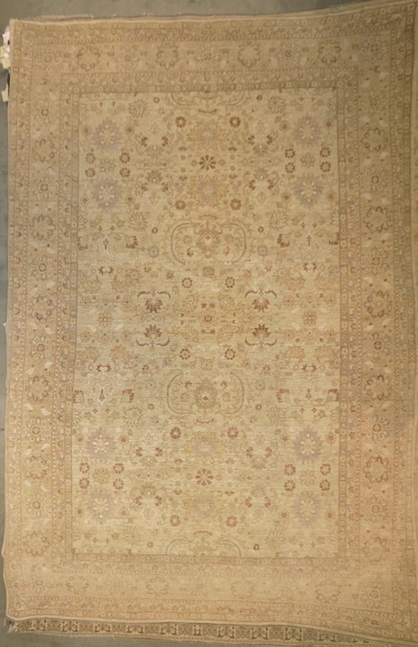 Original Ziegler & co Oushak rugs and more oriental carpet 28343-