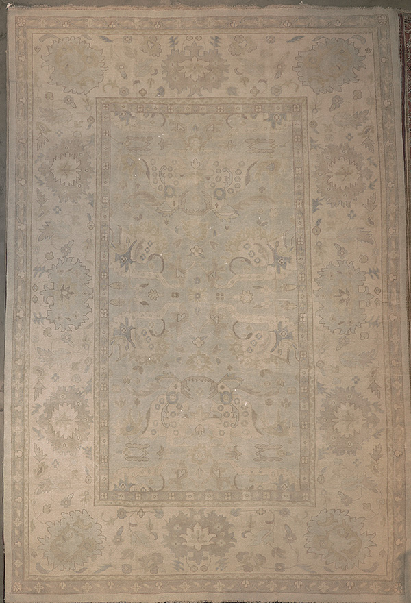 Fine Montecito Usak Rug rugs and more oriental carpet 44428-