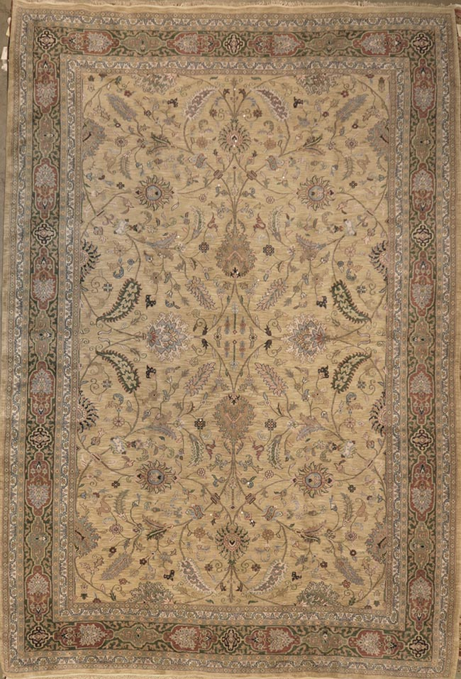 kashmiri kashan rugs and more oriental carpet 28283-