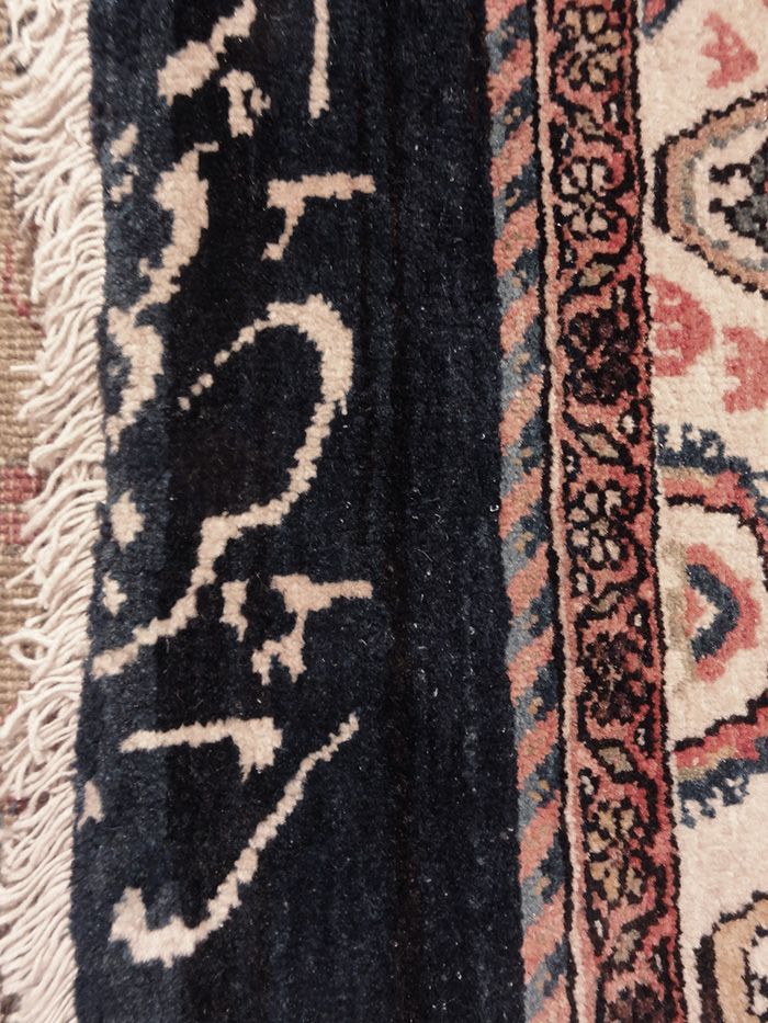 Rare Antique Bijar | Rugs and More | Santa Barbara Design Center