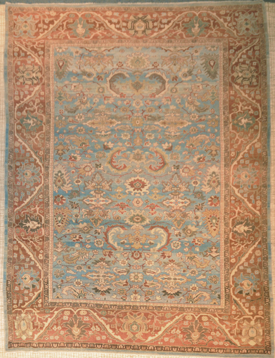 Persian Sultanabad rugs and more oriental carpet 28396-