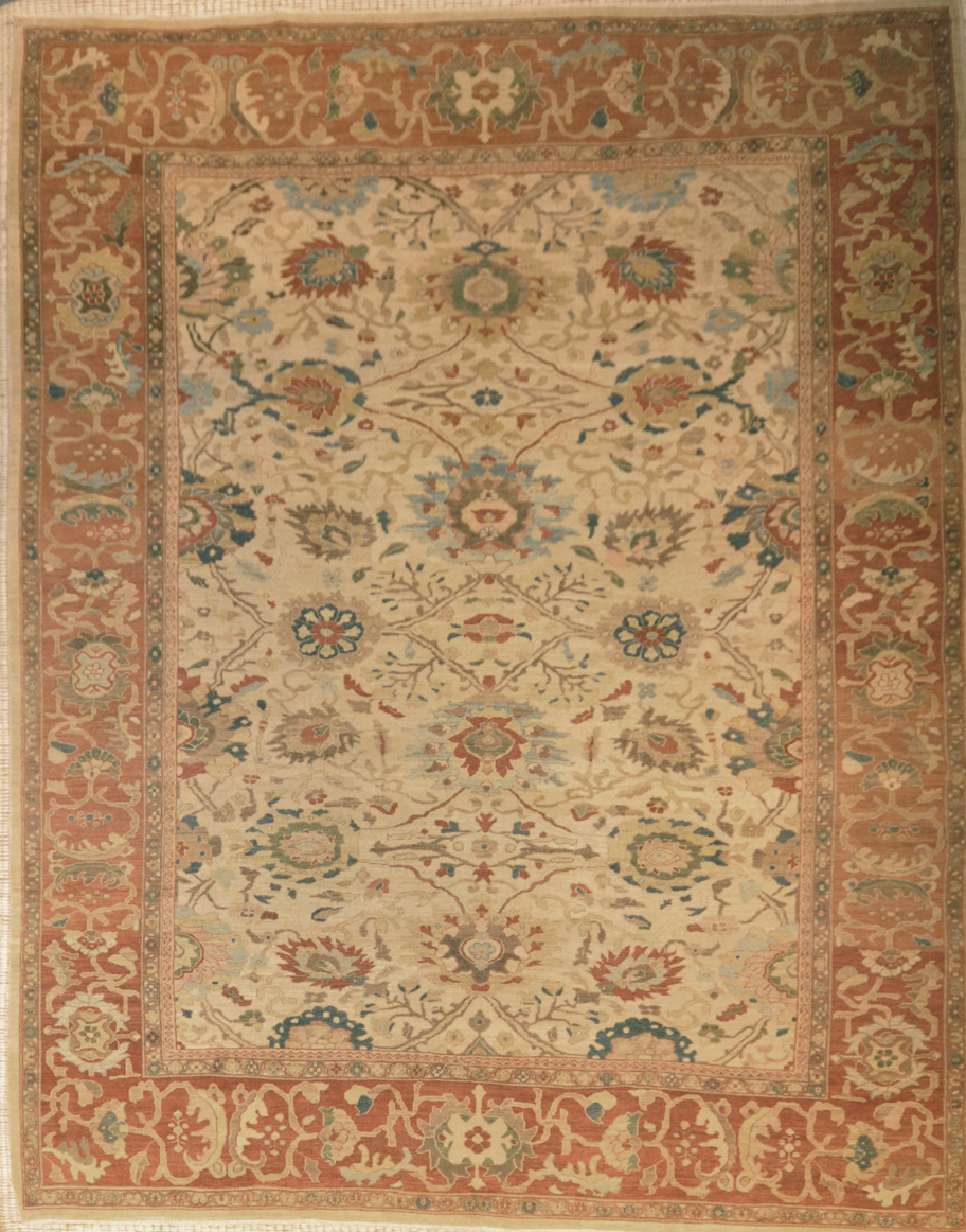 Finest Persian Sultanabad rugs and more oriental carpet 28466-