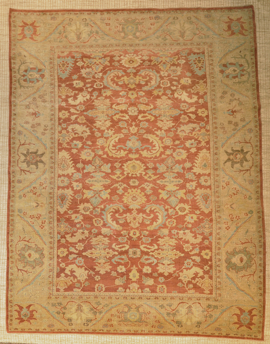 Finest Persian Sultanabad rugs and more oriental carpet 28423-