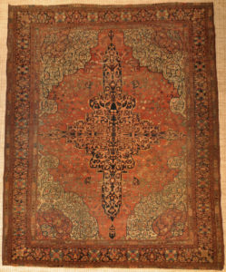 Rare Antique Farahan rugs and more oriental carpet 28447-