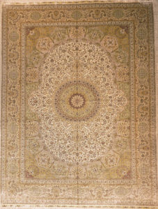 Finest Silk Hereke rugs and more oriental carpet 28457-