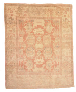 Turkish Oushak Rug santa barbara design center rugs and more oriental carpet 1