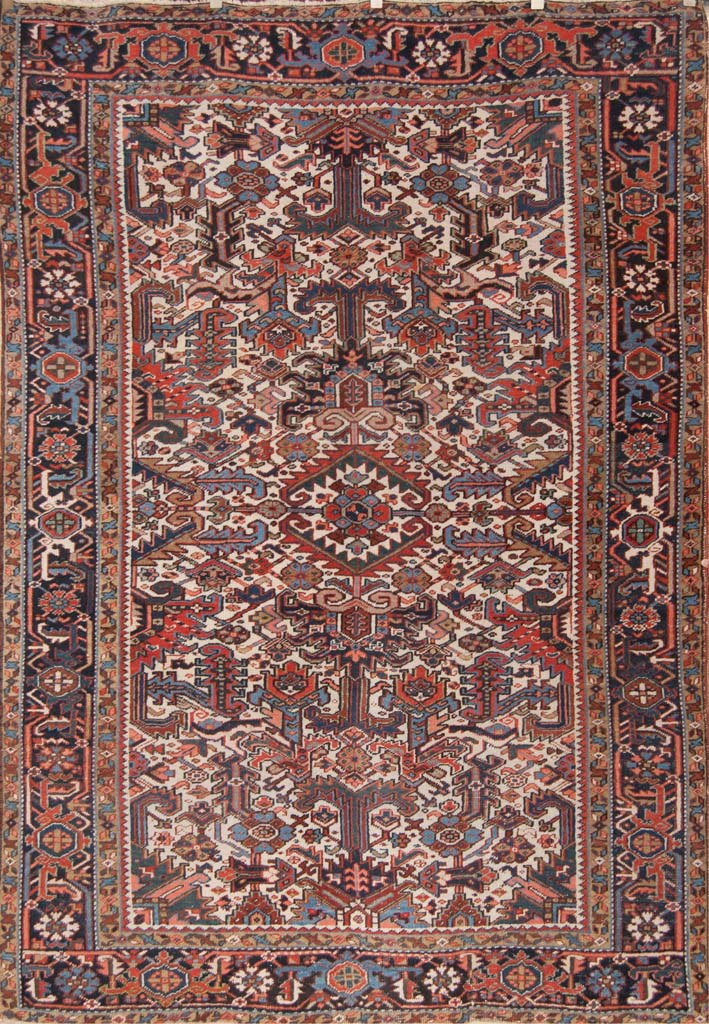 Rare-Antique-Dragon-Serapi-Heriz-Persian-Rug_35260