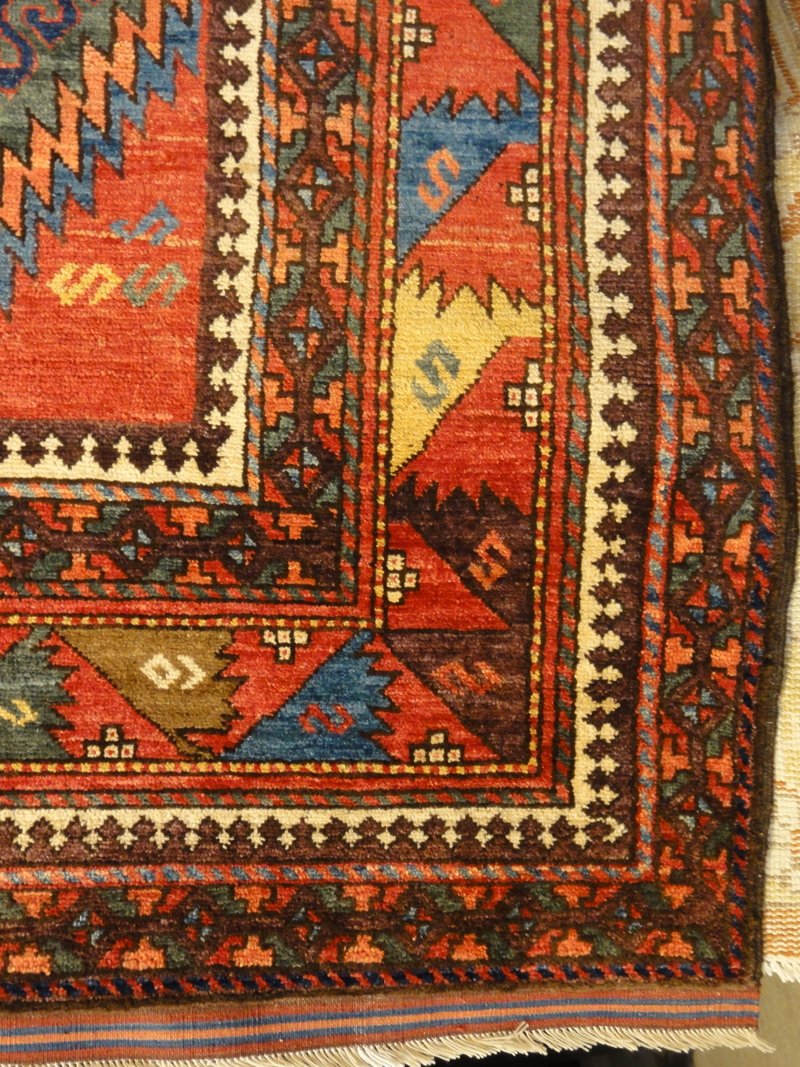 Finest Tribal Kazak Rugs and more oriental carpet 45064-