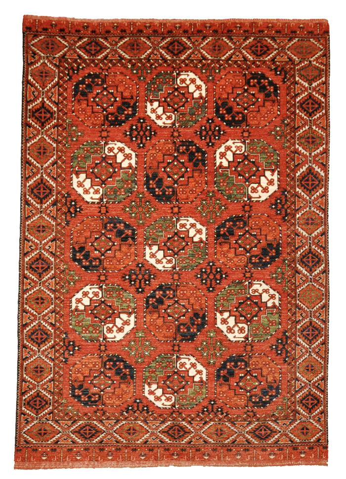 Finest Turkoman rugs and more oriental carpet 28626-