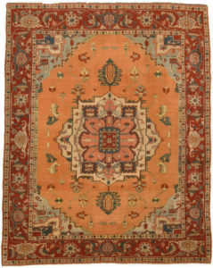 Vintage Bergama rugs and more orientaL carpet 28624-
