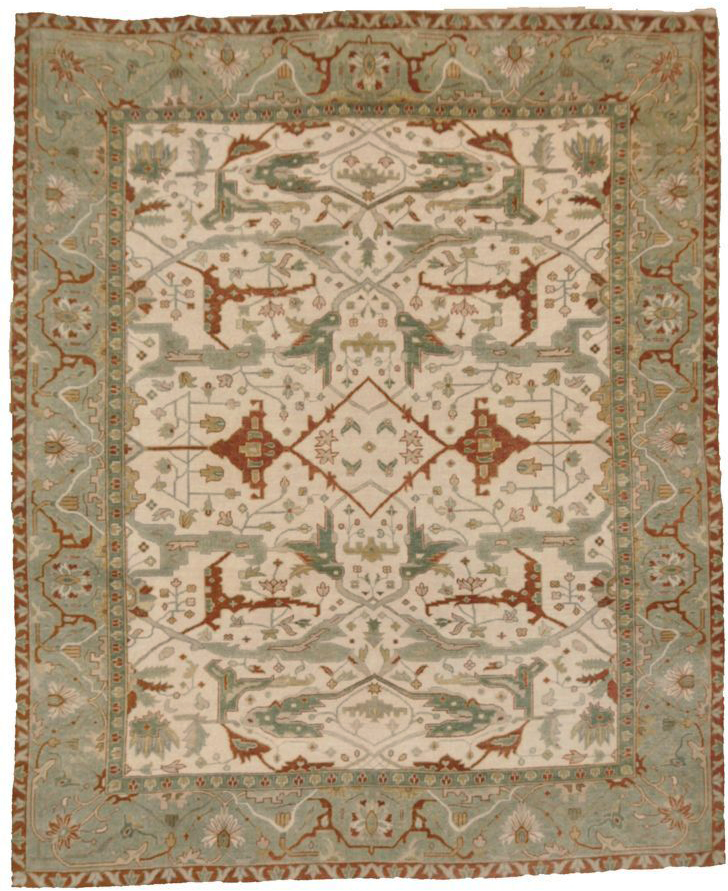 Indo Sultanabad rugs and more oriental carpet 28620-