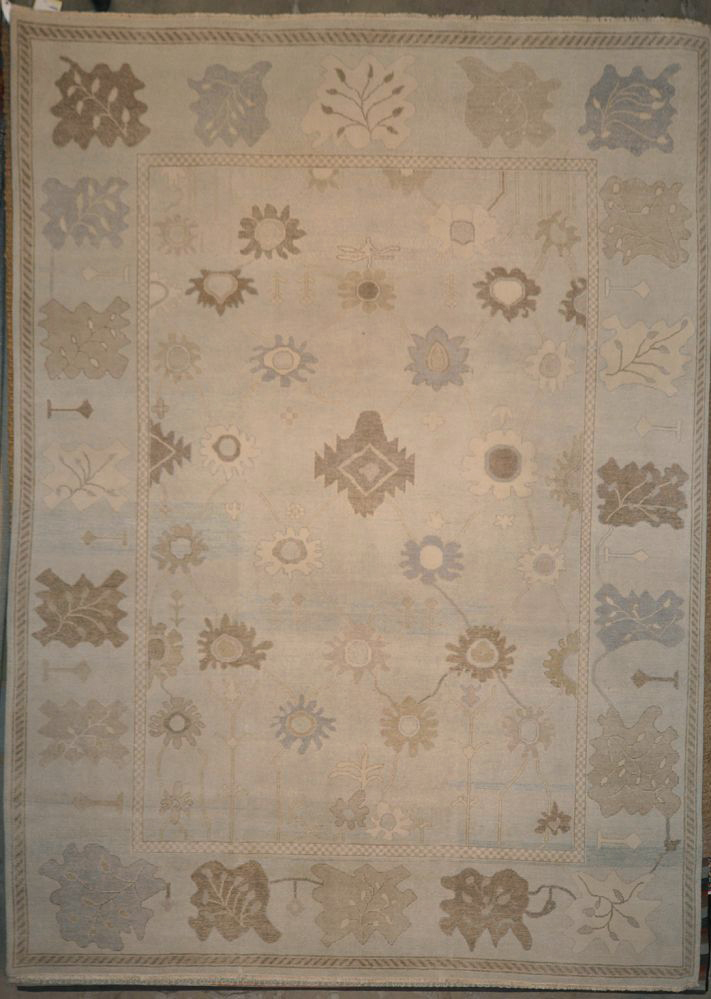 Finest Montecito Usak Rugs and more oriental carpet 44433-