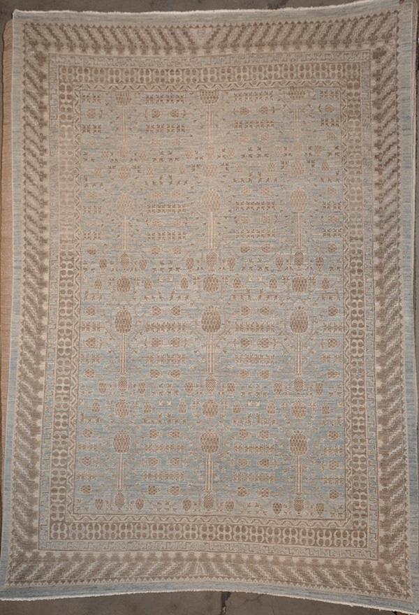 Fine Ziegler & Co Khotan rugs and more oriental carpet 28724-