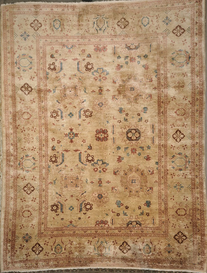 Ziegler & Co Oushak rugs and more oriental carpet 28679-