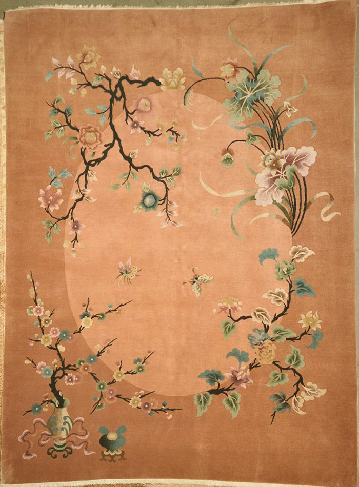 Antique Chinese Deco Rug rugs and more oriental carpet 28680-