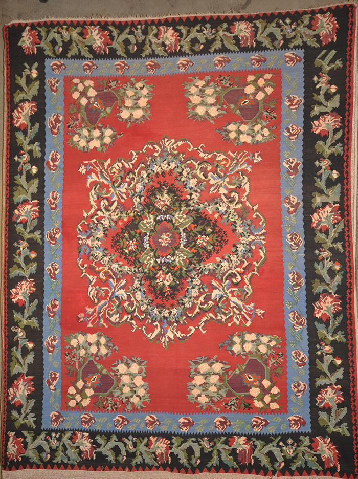 Antique Besserabian rugs and more oriental carpet 28731-