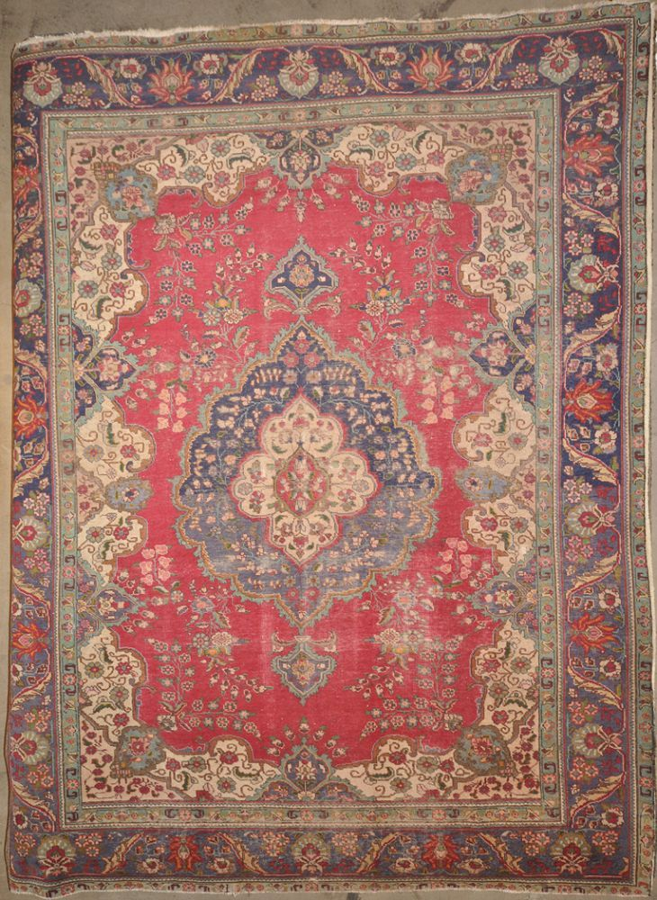 Persian Tabriz rugs and more oriental carpet 28697-