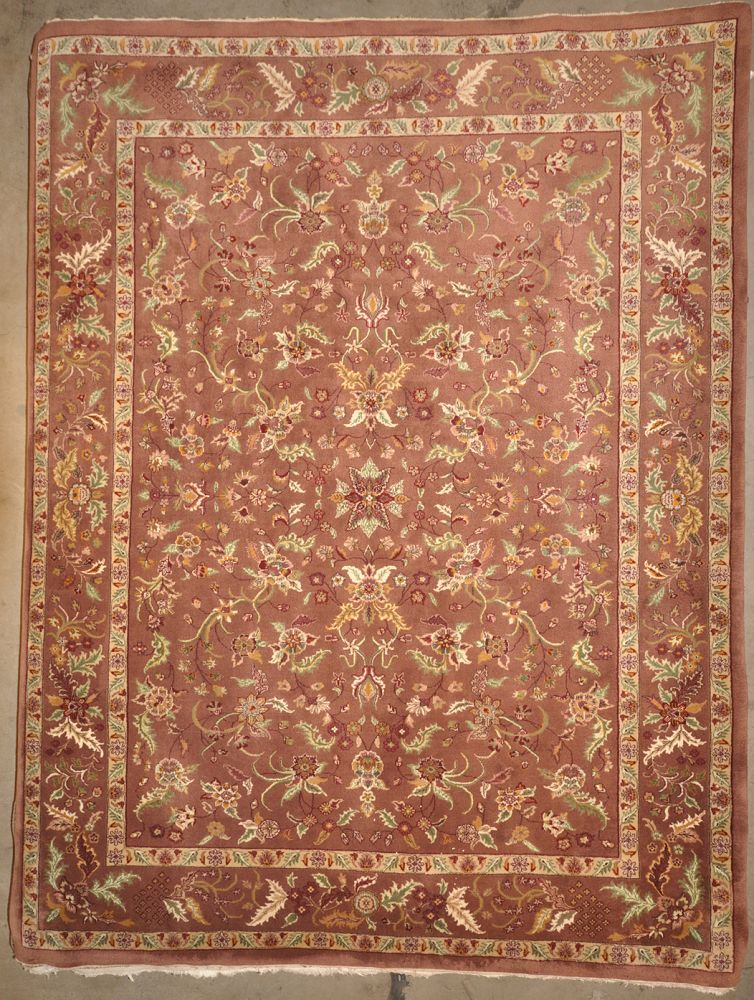 Indo Kashan Rugs and more oriental carpet