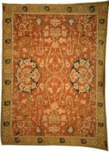 Serapi Heriz rugs and more oriental carpet 29177-