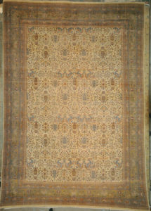 Antique Mohtashan rugs and more oriental carpet 29166-
