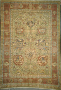 Antique Mahtashan rugs and more oriental carpet 29178-