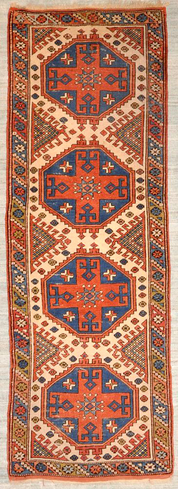 Antique Turkish Bergama rugs and more oriental carpet 31405-