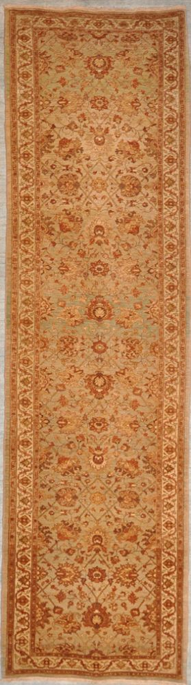 Persian Tabriz Runner  | Rugs and More | Santa Barbara Design Center