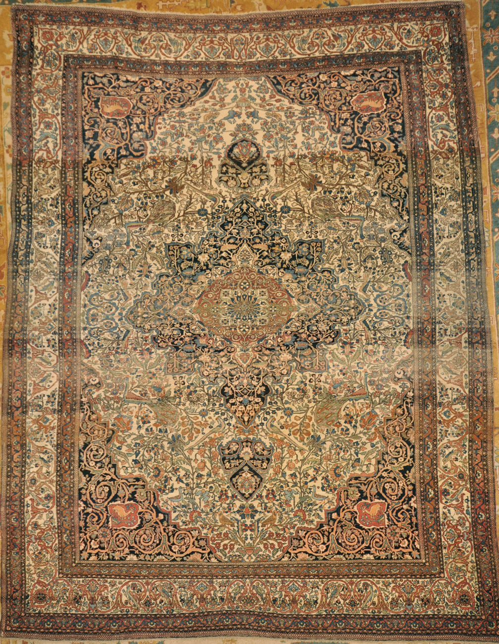 Antique Mohtasham rugs and more 35920-