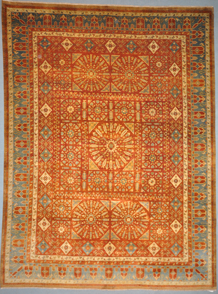 Mamluk rugs and more oriental carpet 29124-
