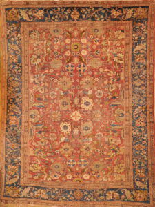 Antique Ziegler & Co Sultanabad| Rugs & More | Oriental Carpets | 29252