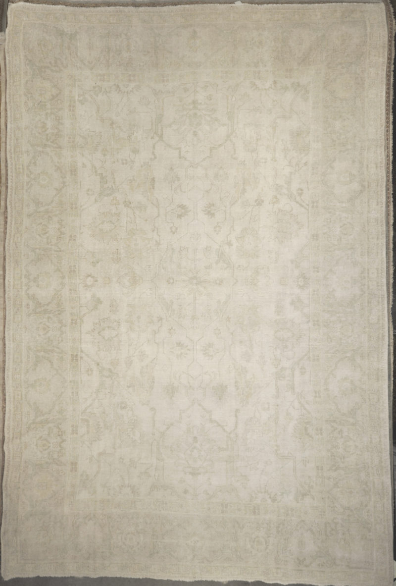 Fine Indian Oushak Rug | Rugs & More | Oriental Carpets | 43541