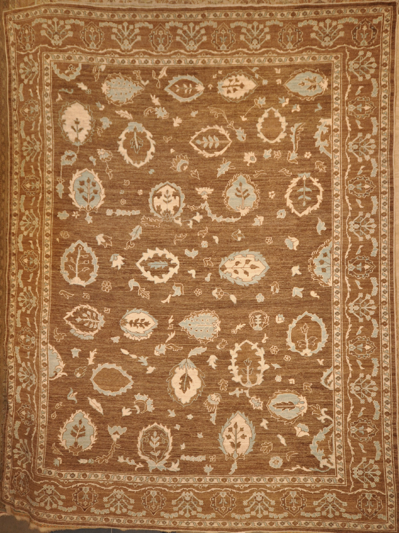 Finest Angora Oushak Rug | Rugs & More| Santa Barbara Design Center 43546 1