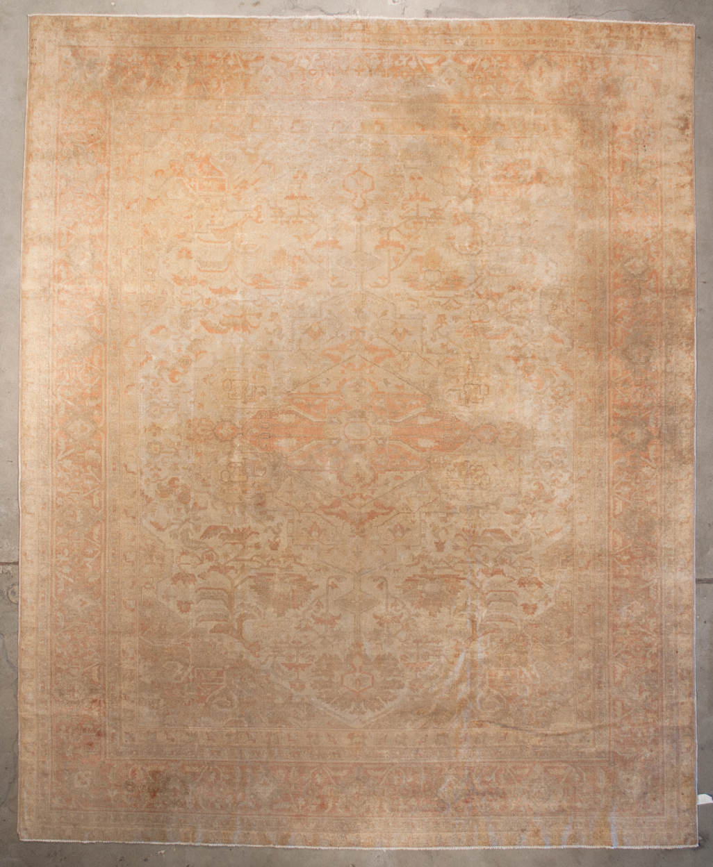 Antique Indo Agra Rug | Rugs & More | Santa Barbara Design Center