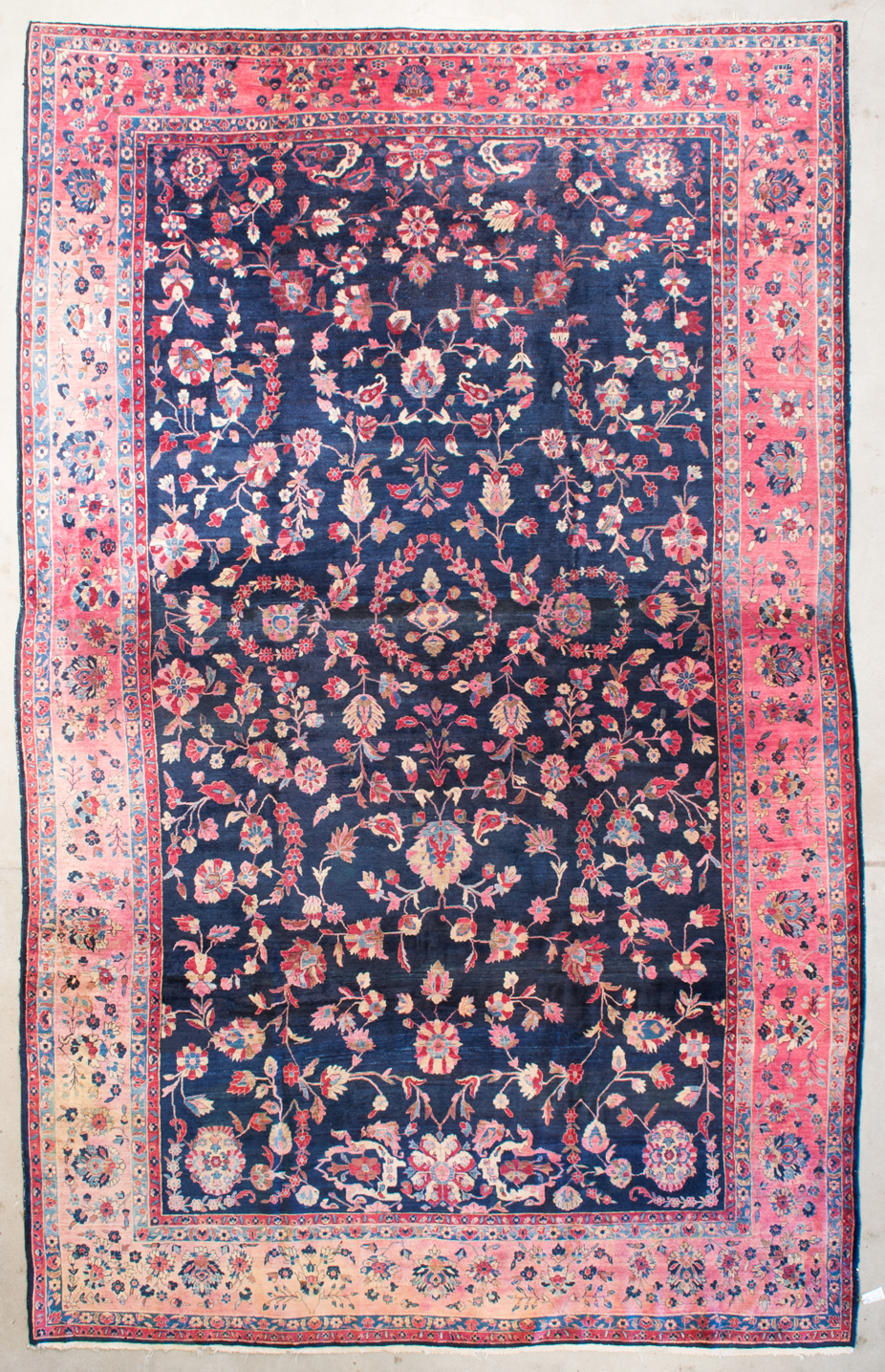 Antique Sarouk Rug| Rugs & More | Santa Barbara Design Center 43536