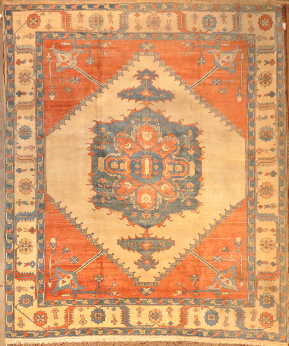 Turkish Konya Rug | Rugs and More | Santa Barbara Design Center