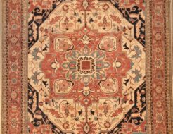 Fine Ziegler Serapi rugs and more oriental carpet 43692-