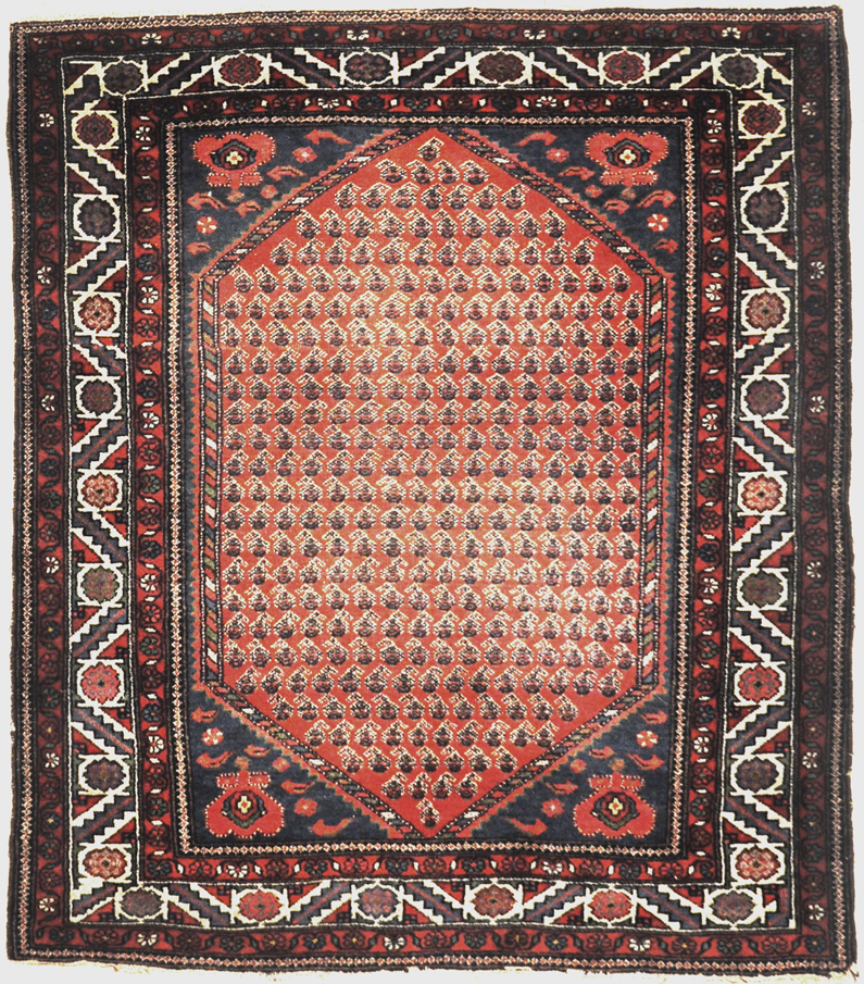 Persian saraband rug santa barbara design center