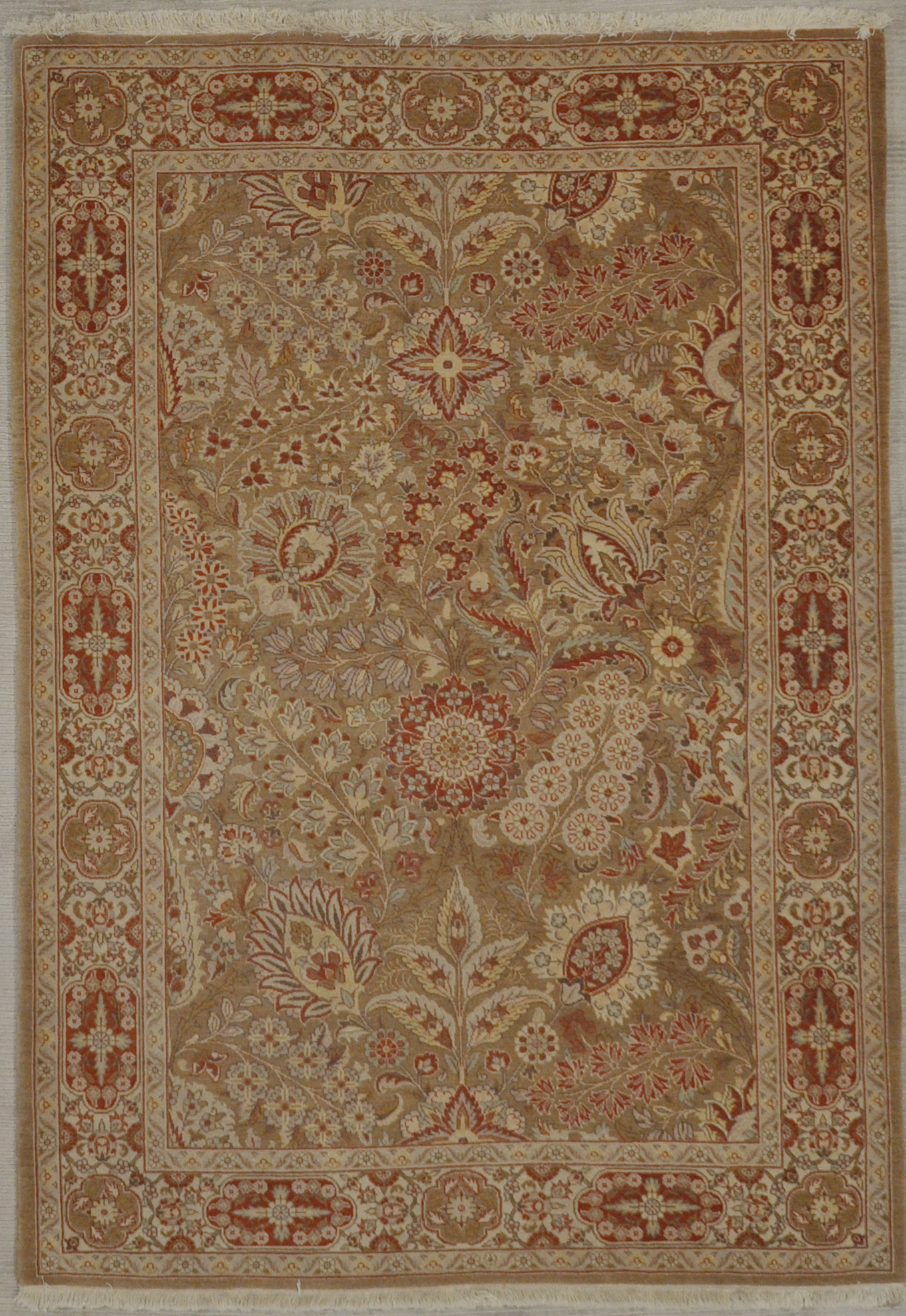 Finest Haji-Jalili Tabriz rug santa barbara design center rugs and more oriental carpet